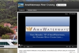 AmaWaterways.TV Adds 100 New European Excursion and River Cruise Videos