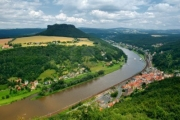 The Elbe on River Cruises Europe