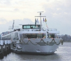 Tauck christens the new ms Inspire